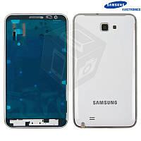 Корпус для Samsung Galaxy Note i9220 / N7000, белый, оригинальный