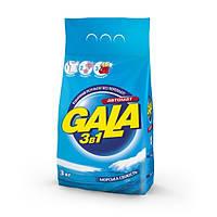 Стиральный порошок Gala Морская свежесть, 3 кг