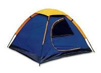 Однослойная одноместрная палатка Coleman 3004 с москитной сеткой