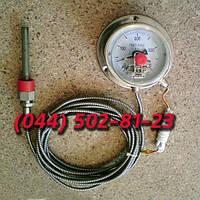 Термометр ТМП-100С манометрический ТГП-100Эк термометр электроконтактный сигнализирующий  ТМП-100С