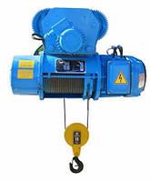 Тельфер электрический канатный 0 5 т  12м