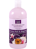 FJ Крем-гель для душа Passion fruit & Magnolia 500мл