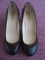 Женские кожаные туфли распродажа