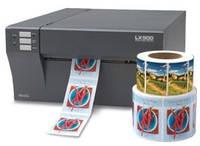 Принтеры цветных этикеток