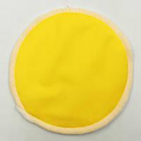 Лактационные многоразовые вкладыши для кормящих мам   жёлтый