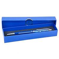 Ручка шариковая LANGRES Sapphire с кристаллами (LS.401016-02)