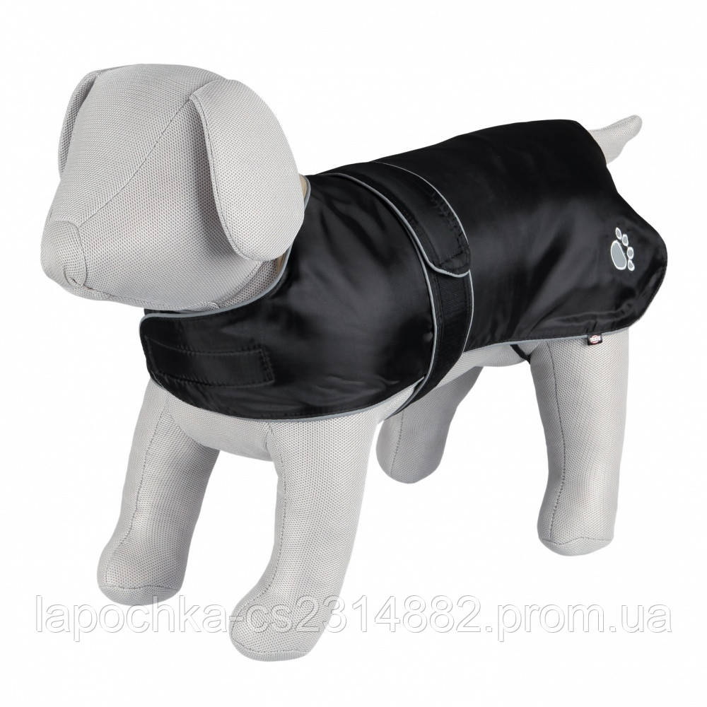 Попона Trixie Tcoat Orleans для собак, светоотражающая, 80 см