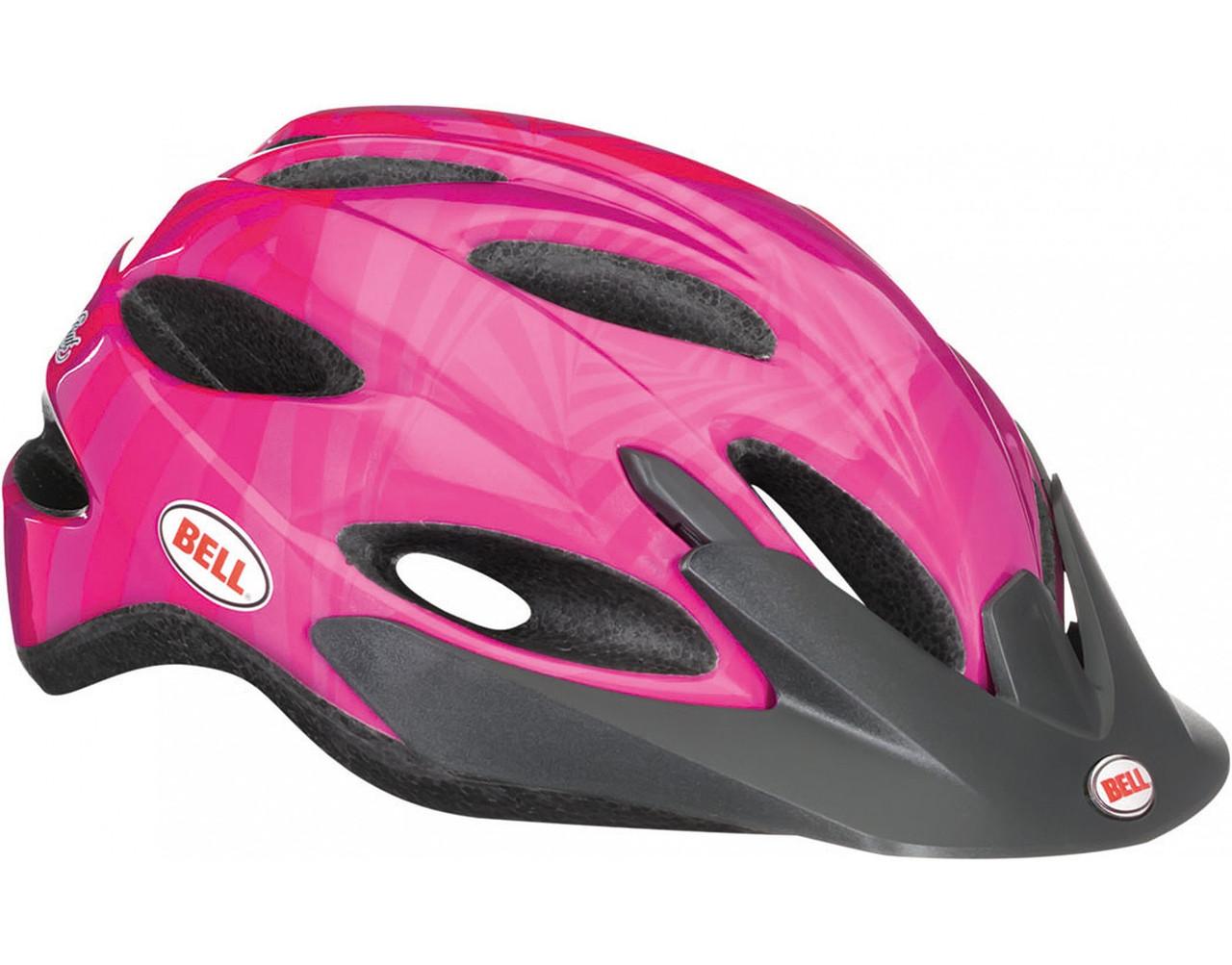 Велошлем женский Bell Strut Rasberry Vision, Uni (50-57) (GT)