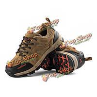 Унисекса открытый Узелок спортивной обуви дышащие кроссовки обувь альпинистские
