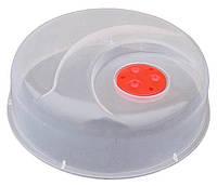 """Колпак для микроволновки Ø25 см пластиковый """"ЧП КВВ"""""""