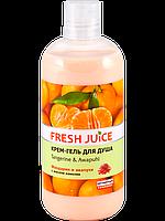 FJ Крем-гель для душа Tangerine & Awapuhi 500мл