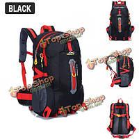 40L обновляются водонепроницаемый нейлон открытые рюкзаки Путешествия Отдых Туризм сумки горные
