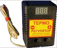 Цифровой терморегулятор цтр 2 di