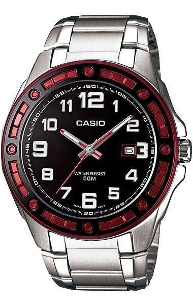 Мужские часы Casio MTP-1347D-1AVEF