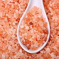 Гималайская розовая крупнокристалиская соль, 200 г.