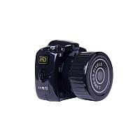 Самый маленький HD 720P цифровой видеорегистратор с разрешением 1280*960@30fps и функцией фотоаппарата (Y2000)