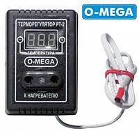 Цифровой терморегулятор для инкубатора омега di