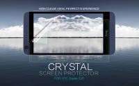 Защитная пленка Nillkin Crystal для HTC Desire 626/Desire 626G+ Dual Sim