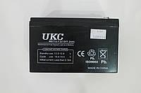 Аккумулятор BATTERY 12V 7A, аккумуляторная батарея, аккумулятор свинцово кислотный 12v 7а