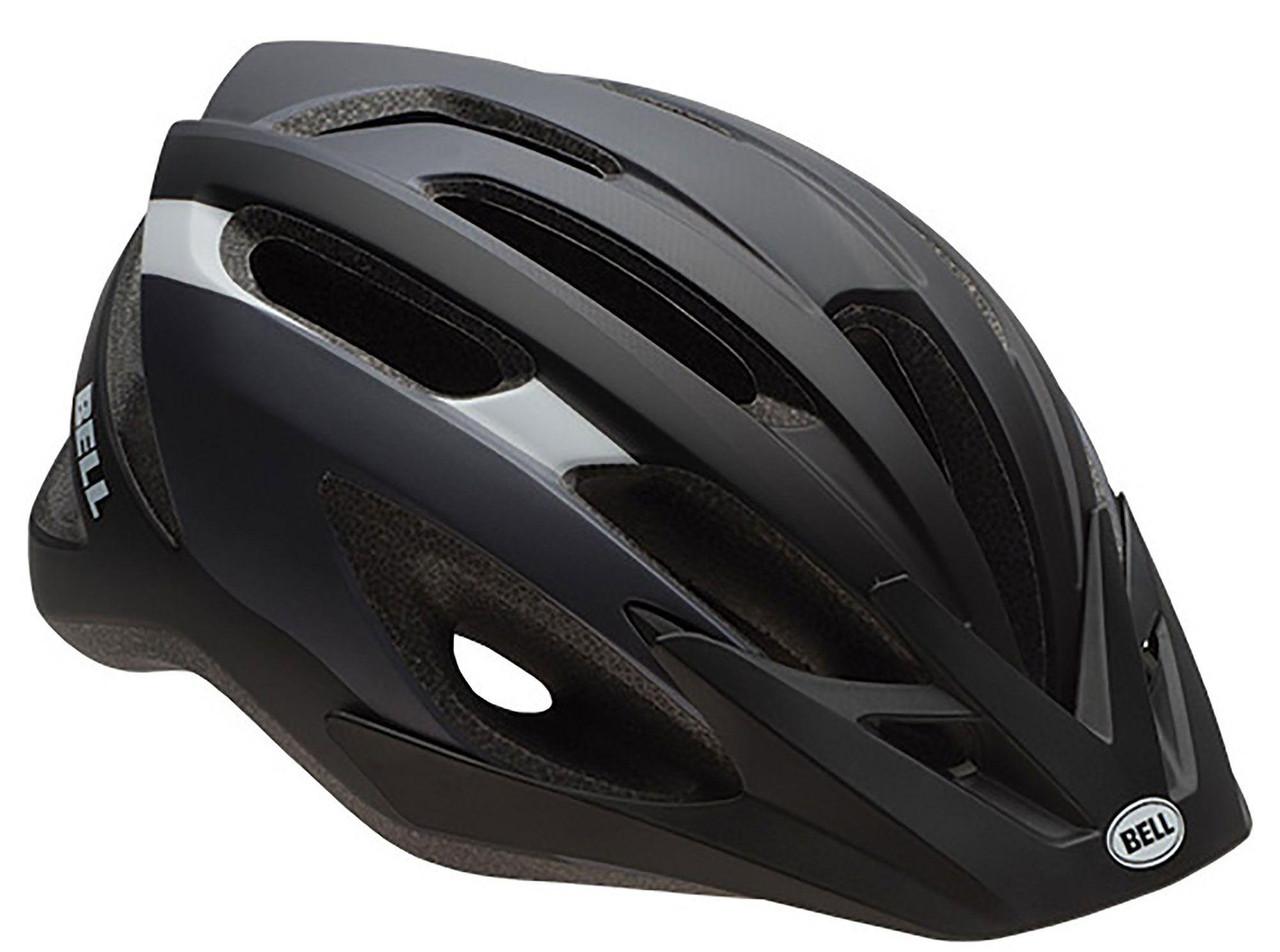 Велошлем Bell Crest матовый/чёрный/титановый Sting, Uni (54-61) (GT)