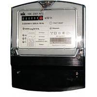 Счетчик электроэнергии НИК 2301 АП2В (3х220/380В 5-60А актив) б/у