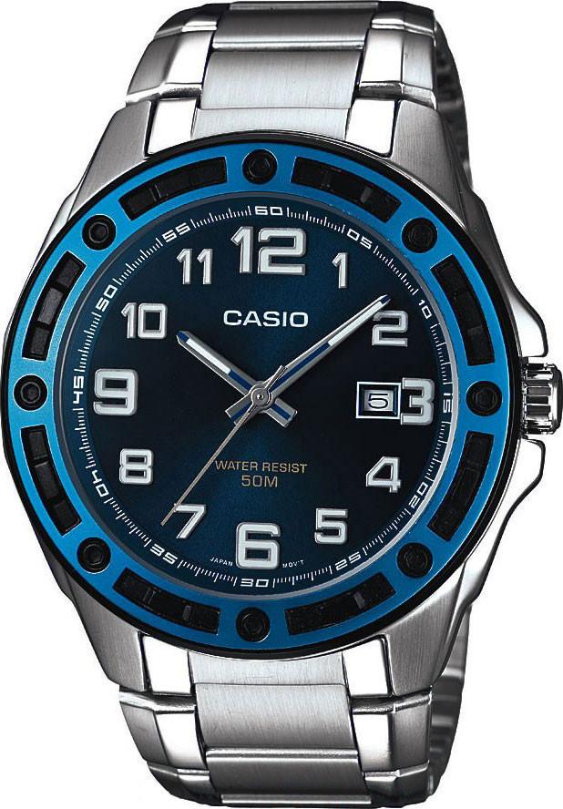 Мужские часы Casio MTP-1347D-2AVEF