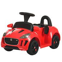 Детский электромобиль Jaguar M 3164 BR-3, красный***