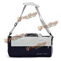 Нейлона тренажерный зал фитнес-ведро сумки для мужчин спортивные тренировки плеч баррель