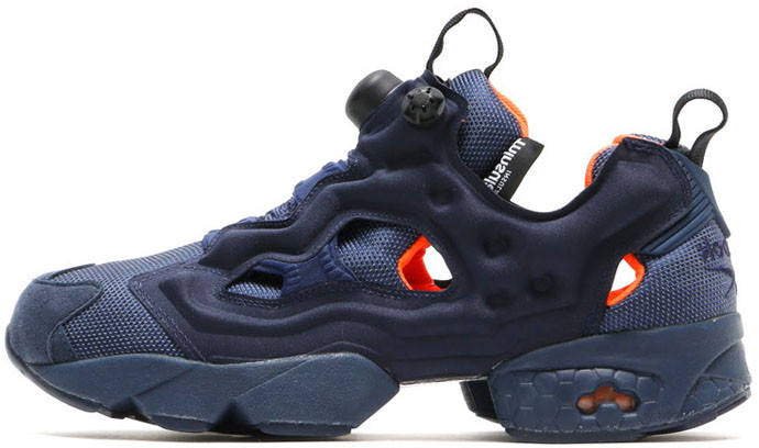 Мужские кроссовки Reebok Insta Pump Fury Tech Arrives, рибок памп, фото 2