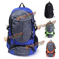 Мужчины женщины на открытом воздухе спорт рюкзак для альпинизма походы кемпинг дорожная сумка