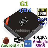 TV приставка G1 Amlogic S805 Android 4.4