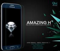 Защитное стекло Nillkin Anti-Explosion Glass Screen (H+) (закругл. края) для Samsung Galaxy S6 Duos (G920F/G920D)