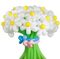 """Букет """"Ромашковое настроение"""" 23 цветков"""