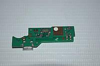 Шлейф (Flat cable) с коннектором зарядки, микрофона для Lenovo S930