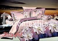Комплект постельного белья ТМ KRIS-POL (Украина) ранфорс двуспальный 5218059