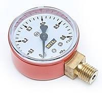 Манометр ДМ 05050, 0,6 МПа (пропан)