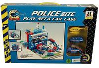 Детская парковка Полицейский участок 566-16