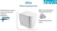 Унитаз Devit Afina 3030150 softclose