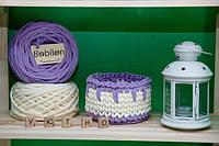 Вязание корзинки