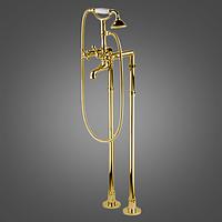 Смеситель для ванны с ручным душем Devit Charlestone AC004201G