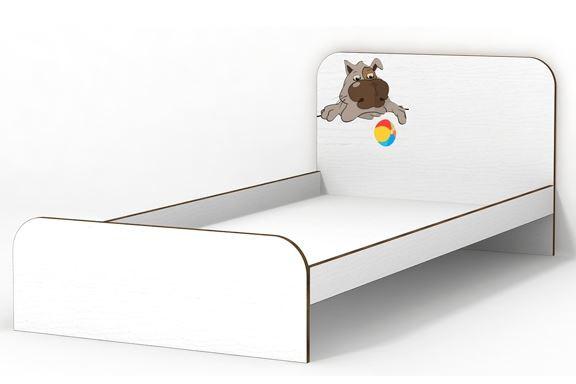 Кровать детская Joy Джой без бортиков