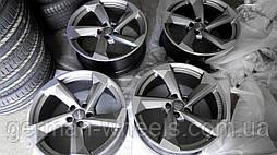 """Колеса диски AUDI A4 S4 A6 A5 A7 A8 """"ROTOR"""" 19"""