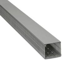 Короб пластиковый перфорированный RK DIN 37,5x75