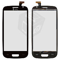 Touchscreen (сенсорный экран) для Thl A2, черный, оригинал