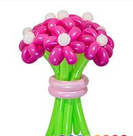 """Букет """"Сочная малина"""" 9 цветков"""