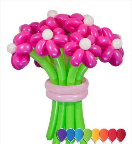"""Букет """"Сочная малина"""" 13 цветков"""