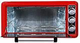 Электрическая печь SATURN ST-EC1077 Red, фото 3