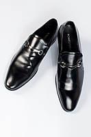 Мужские кожаные туфли Romeo Gigli