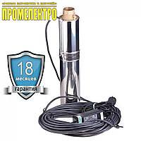 Погружной насос для воды Водолей БЦПЭУ 0,5-16У (внутрен. кабель)