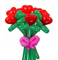 """Букет """"Любовь"""" 9 цветков"""
